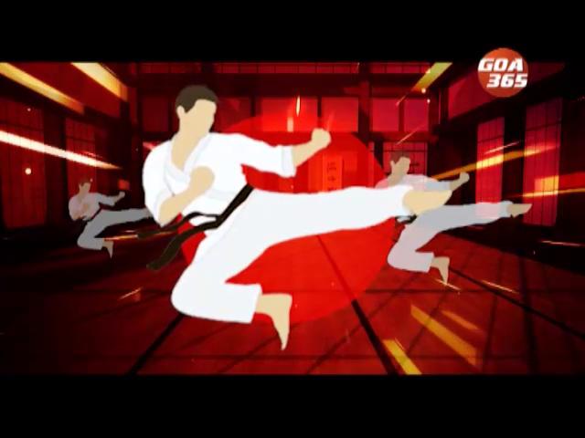 Karate with Sensei Joseph Rodrigues