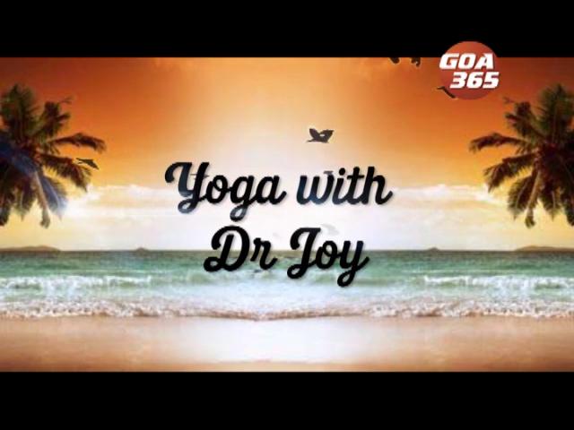 Yoga with Dr Joy