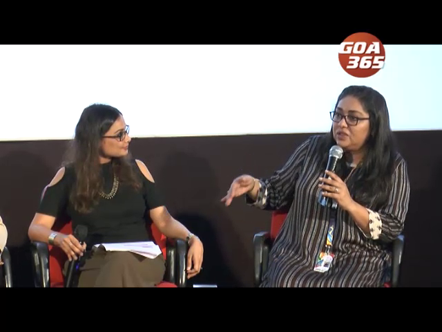 Have conviction to stand by your vision: Meghna Gulzar.