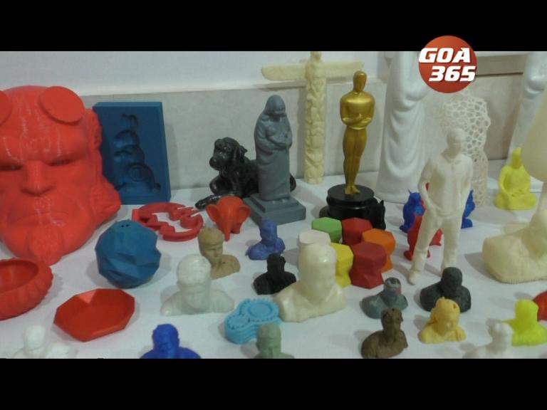 Goa's 1st 3D prtg, prototyping lab launched