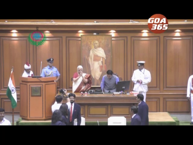 Session of 7th Legislative Assembly begins amidst opposition walk out