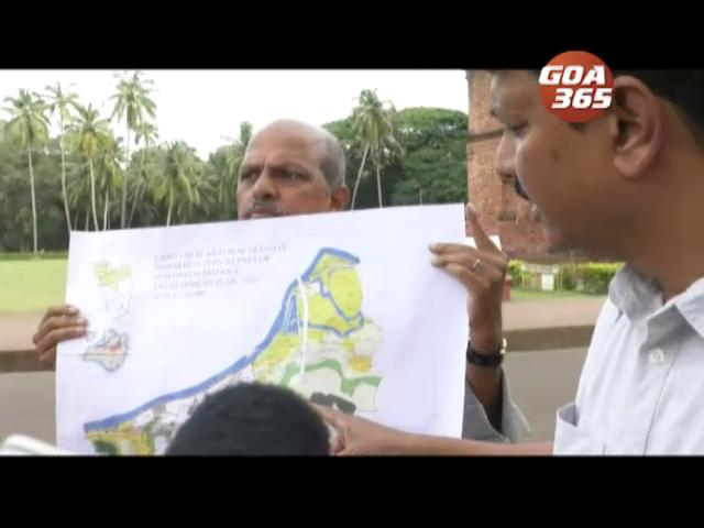 Old Goa Heritage site in danger of losing status: AAP