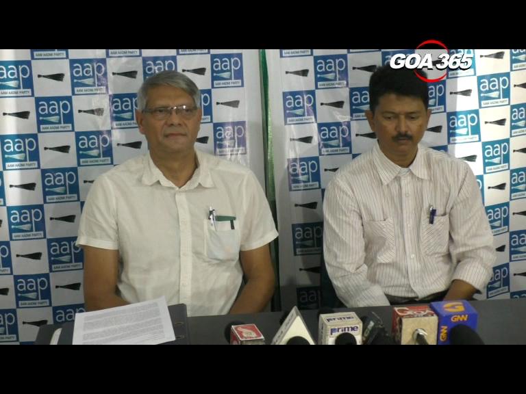 Saligao's Garbage treatment, a failure: AAP