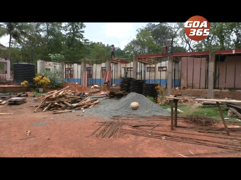 Academic year has started; but many schools still under repairs