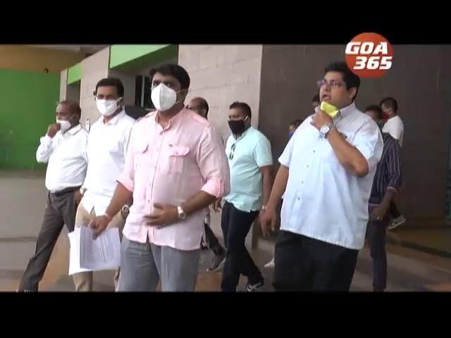 Airlift Goans stranded abroad, demands GF, Cong, Seafarers assn