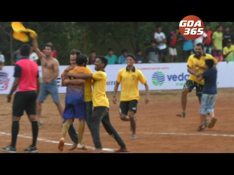 Ambeshi Wranglers lifts Amona Super league trophy