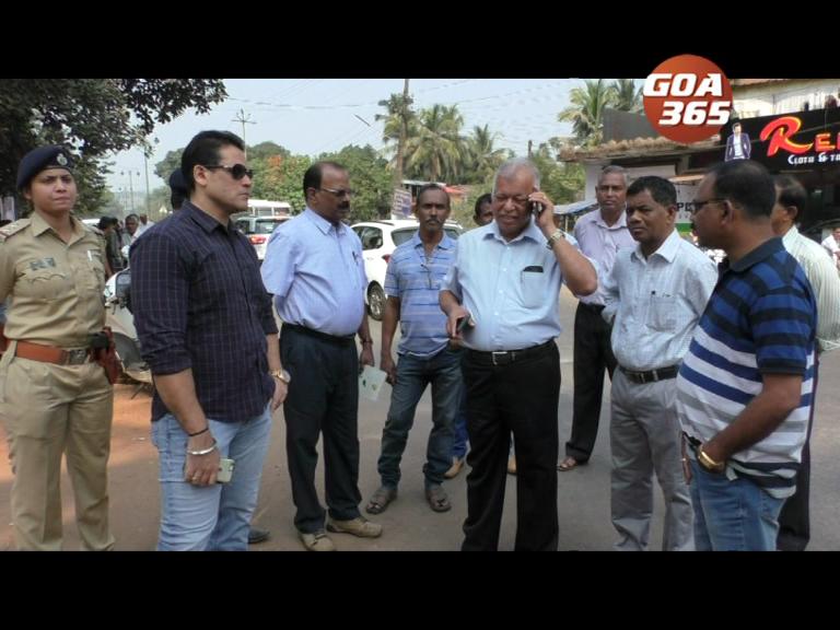 Aquem Baixo locals  upset over open defecation at army recruitment drive
