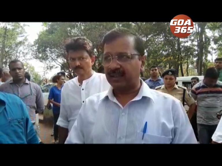 Only AAP can solve Goa's problem in Delhi: Kejriwal