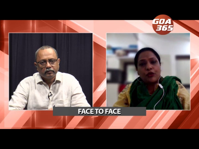 Face to Face : Goenche Nav Pidyer