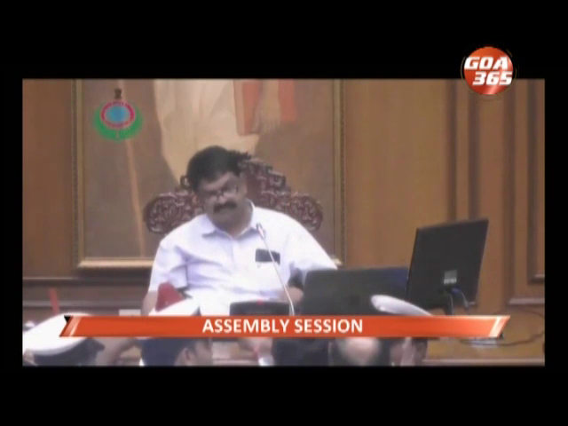 Assembly session from 18th Oct