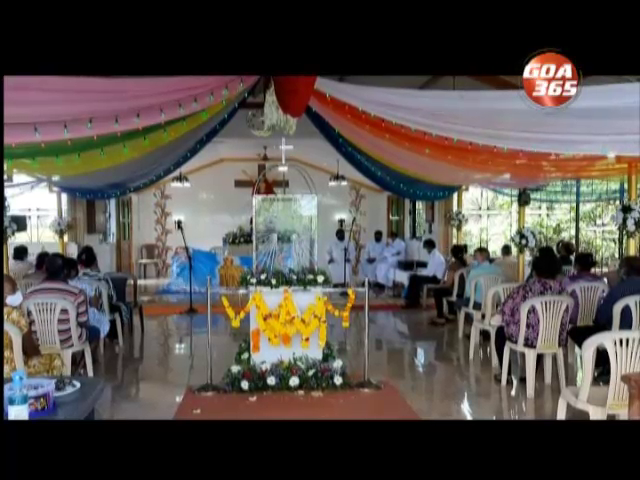 Madi of Ave Maria feast observed today