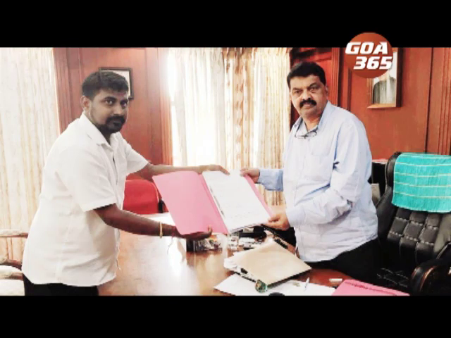 BJP Yuva Morcha appeals to CM to improve Casarvarne hospital