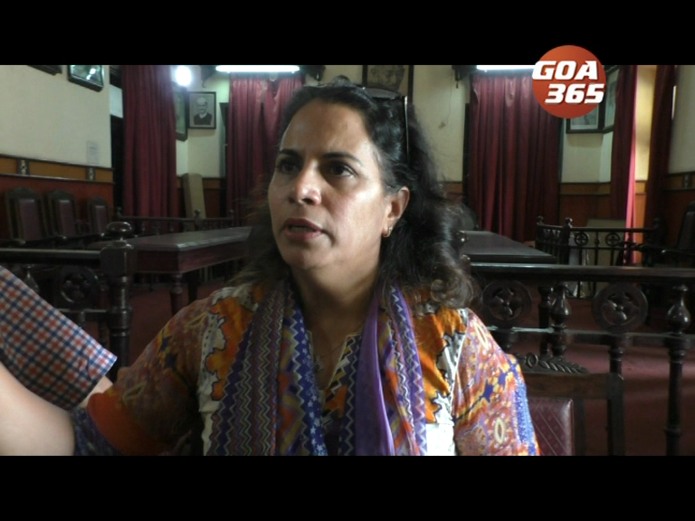 Babita hits out at opponents for daily wage workers' strike