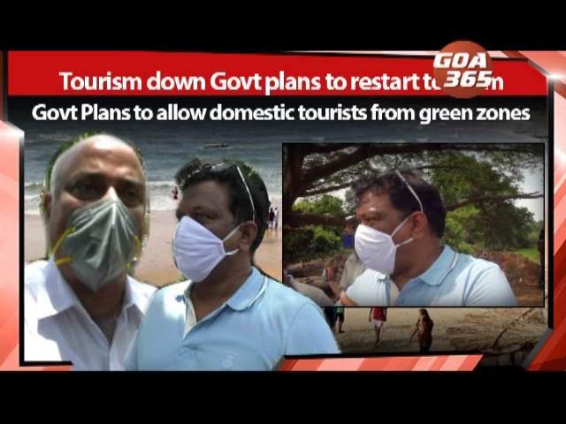 Tourism in Goa is at zero level, we will have to start from there: Babu, Michael