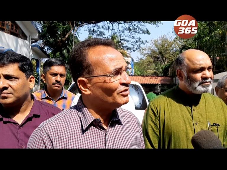 Babush wants Campal Indoor stadium to be named after Parrikar