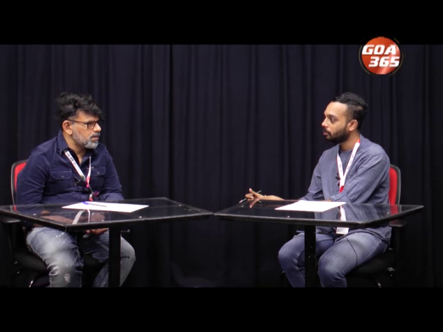 51st IFFI  Balcao  Ep 1 : Conversation is Enough, Accept in Our World: Dir Shreedhar BS