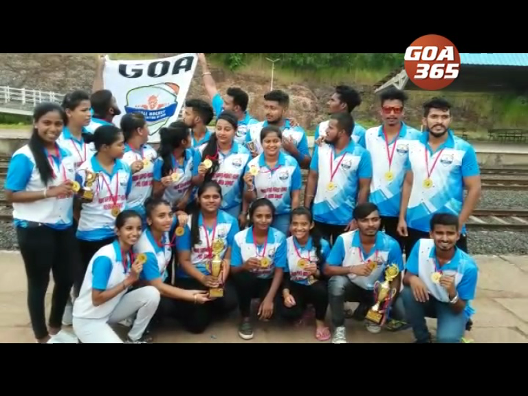 No Govt support, but Goa wins Ball Hockey National championship