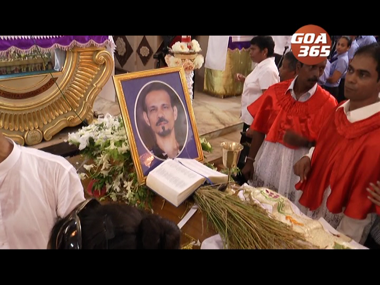 After 3 years, Fr Bismarque laid to rest as his death remained a mystery