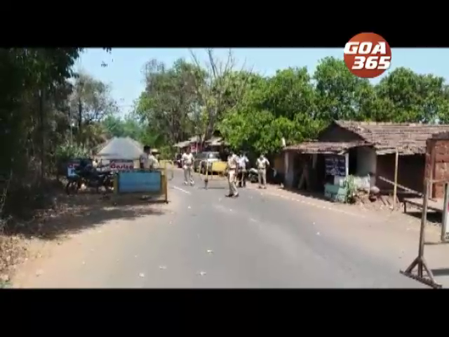 Borders sealed all over Goa