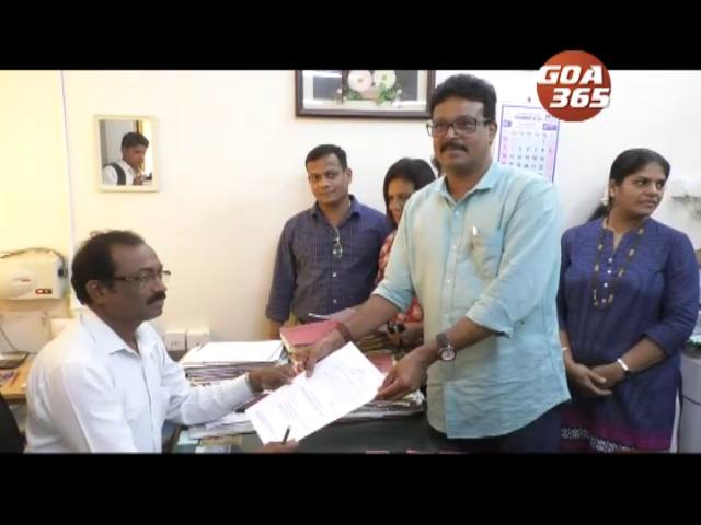 Madkaikar new Panaji Mayor, Pascola Deputy, elected unopposed