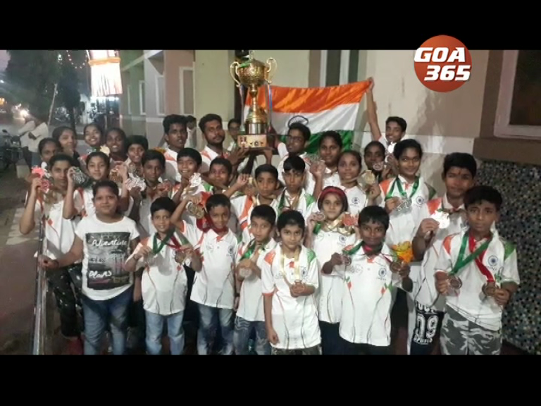 India victorious in CMAA championship