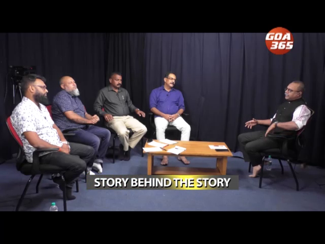 Story Behind the Story : CUNCOLIM ELECTIONS