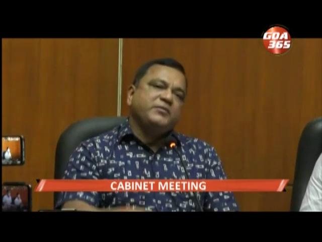 Cabinet clears mineral development corporation bill
