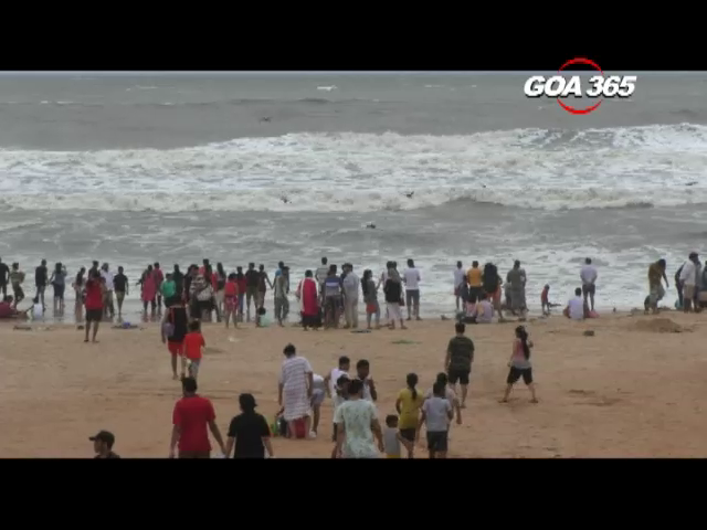 5 tourists drown in rough sea in Calangute early morning