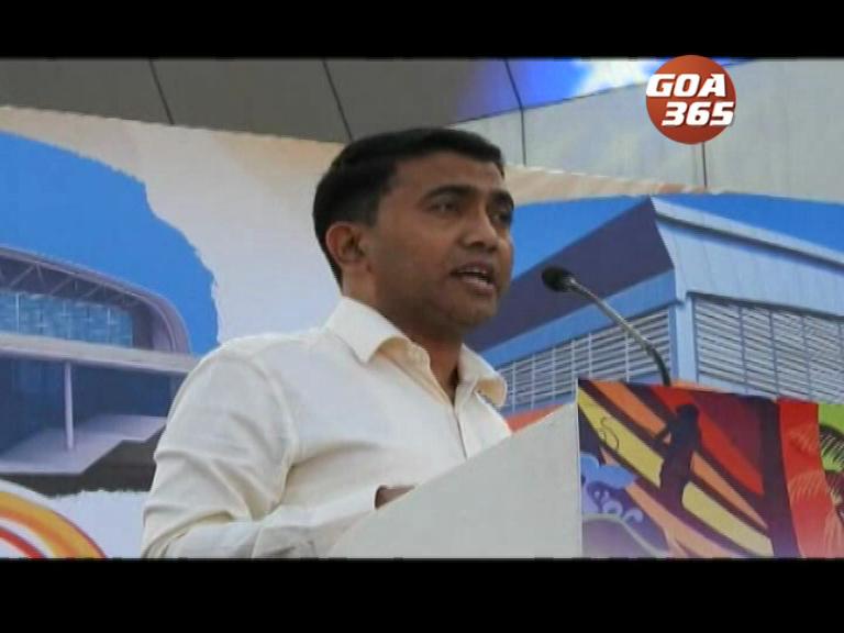 Campal Multi Sports stadium in Parrikar's name: CM Sawant
