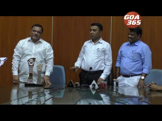Canacona bypass to open on Fri, CM attacks Vijai on Mhadei