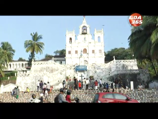 Capital sees influx of tourists, but Covid norms violated