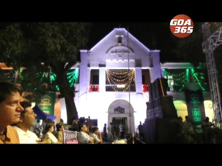 Centenary celebrations of Camara De Mormugao begin