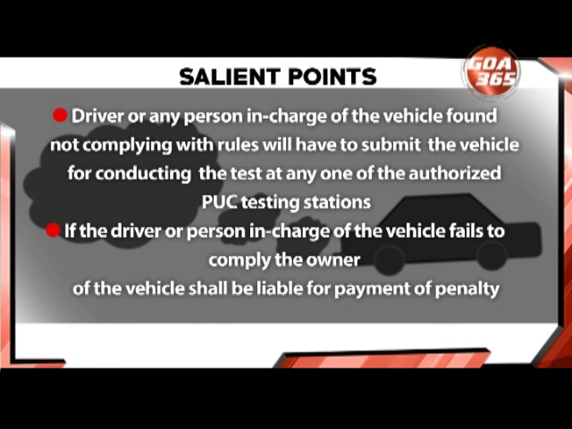 Centre issues new PUC rules for vehicles