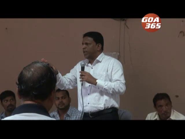 Chandor gram sabha rocked over state highway issue
