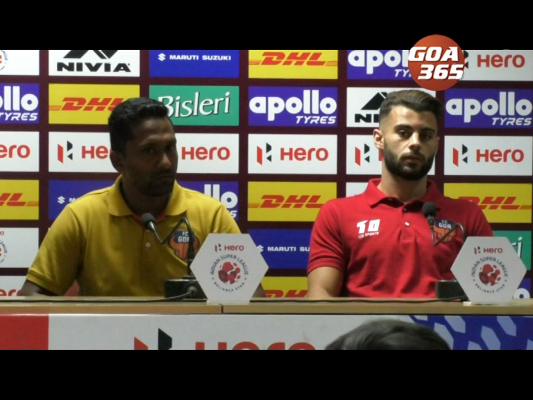 Road to Finals: Goa host Chennaiyan in do or die match