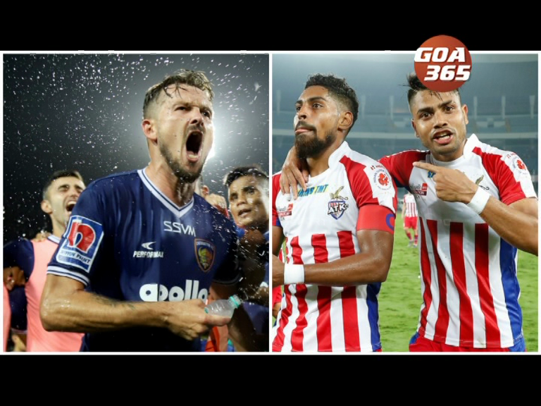 Goa to Host ISL Finals, for Chennaiyin FC and ATK
