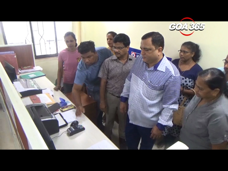Chicalim Panchayat goes cashless