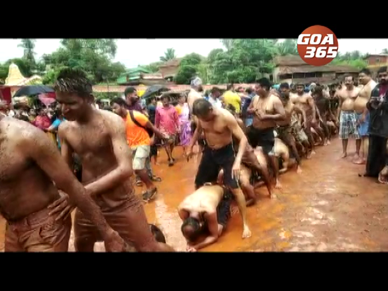 Chikhol Kalo celebrated in Mashel