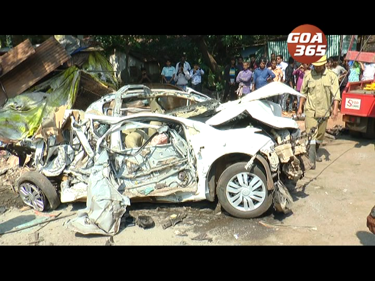 1 killed, one serious, 8 injured after tanker hits 8 vehicles at Chimbel junction