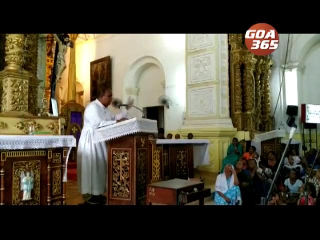 Church regrets, Christians furious over Fr Conceicao's hate sermon against Parrikar