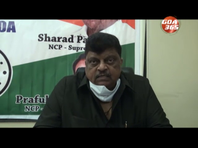 NCP vs Congress: Churchill say Sardinha owes him 7 lakhs, wants it back