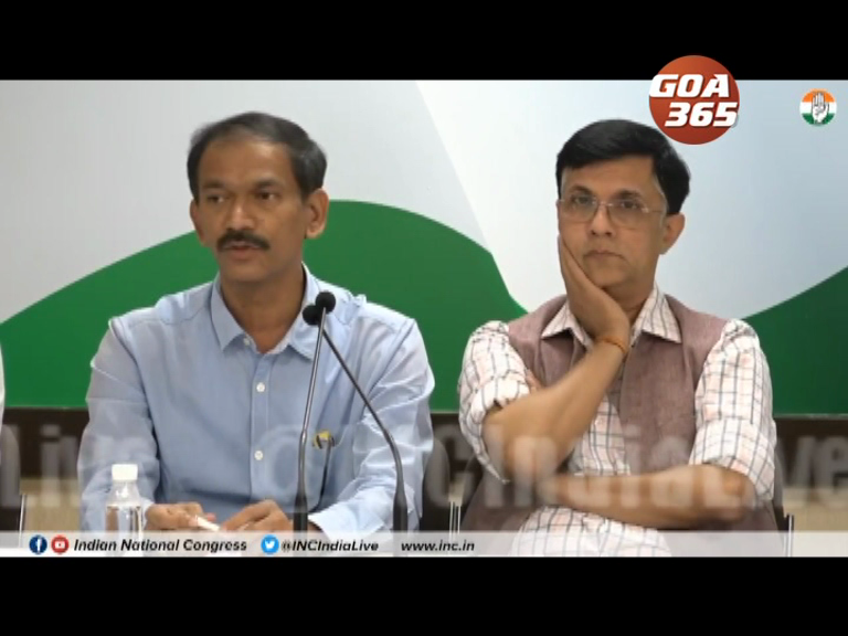 Cong goes national, demands Goa Assembly session for floor test