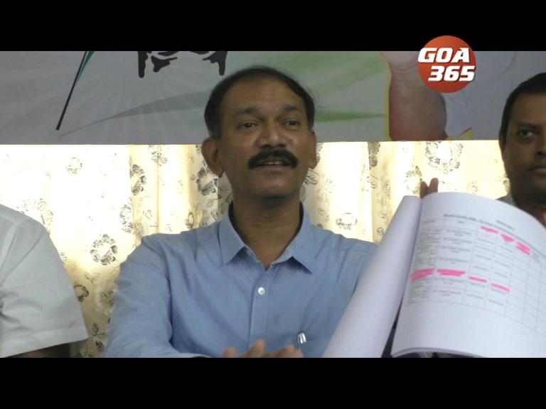 Congress alleges Rs60 crore scam in Fatorda stadium work