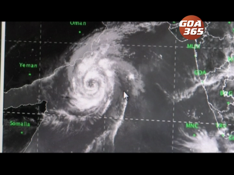 Cyclone Luban shakes coastal Goa before moving away; MET dept says no danger