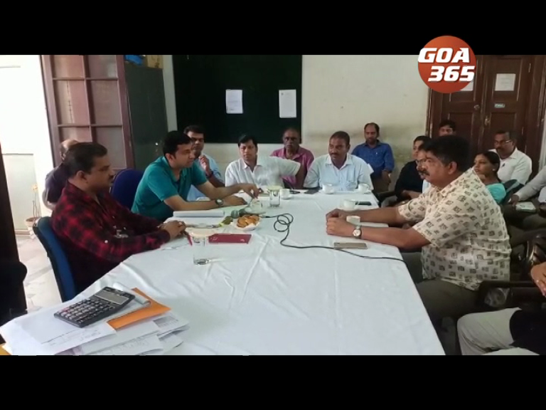 DMA hold special meet to curb Garbage issue in Mormugao