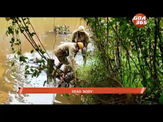 Dead body found in Sal river at Benaulim