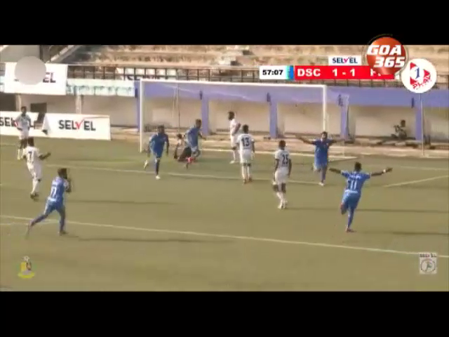 Dempo SC score a convincing win against Panjim Footballers