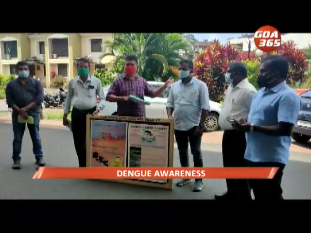 An awareness meet was held by Health Department to discuss the increasing Dengue cases in this ward.