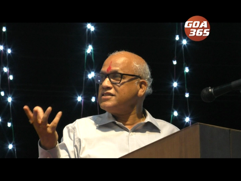 Goa will survive only if village beauty is preserved: Digambar