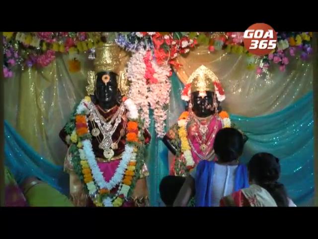 Ekadashi celebrated at Mayem